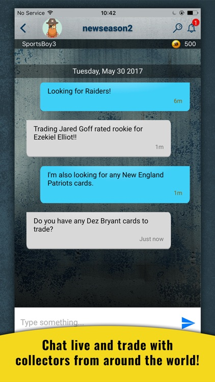NFL Gridiron from Panini - Card Collecting-Trading app image