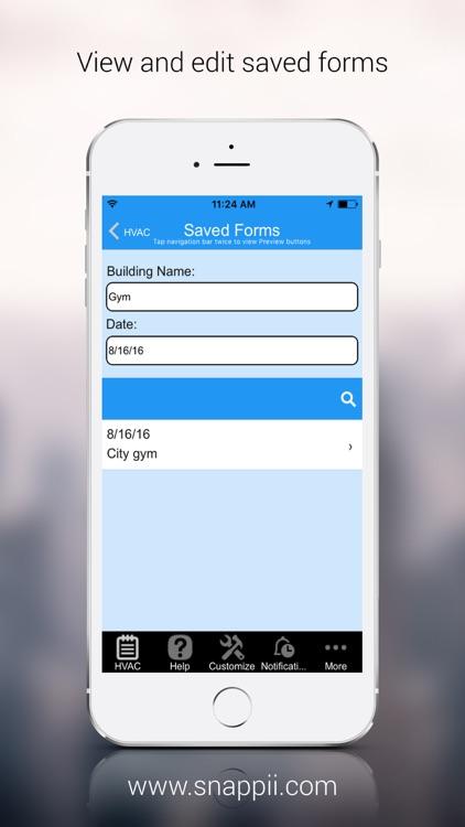 HVAC Inspection Checklist screenshot-3