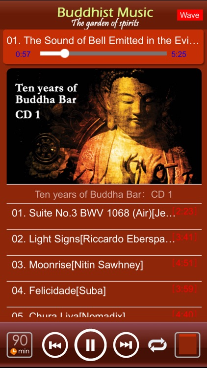 [7 CD]Buddha Music for Relaxation