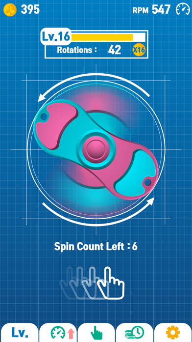 My Pet Fidget Spinner screenshot three