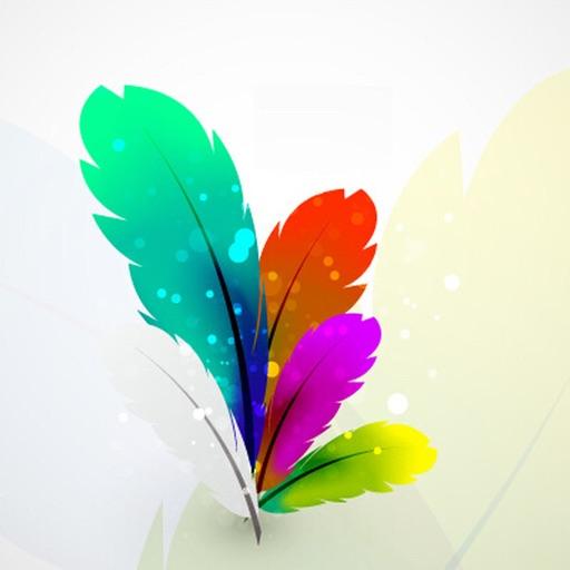 FeatherMojis - Feather Emojis And Stickers