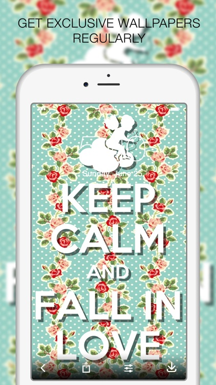 Keep Calm Wallpapers & Keep Calm Quotes screenshot-2
