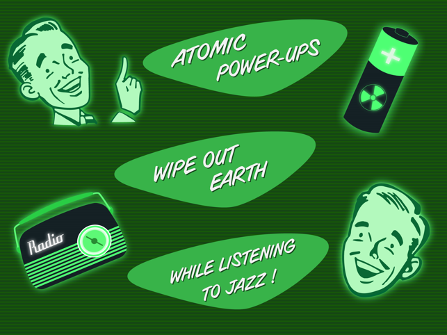Boing Boing Aliens, game for IOS