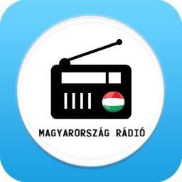 Magyar rádiók - Legjobb zene / Hír Állomások