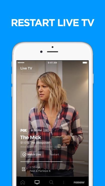 FOX NOW: On Demand & Live TV screenshot-3