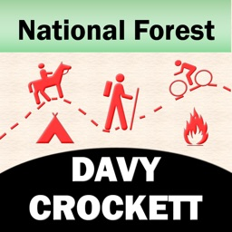 Davy Crockett National Forest – Offline Navigator