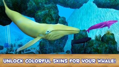 Blue Whale Undewater Survival Simulator 3D-3