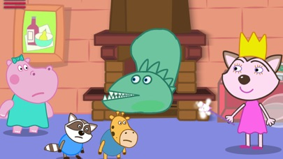 Fairy Tales: Three Little Pigs screenshot three