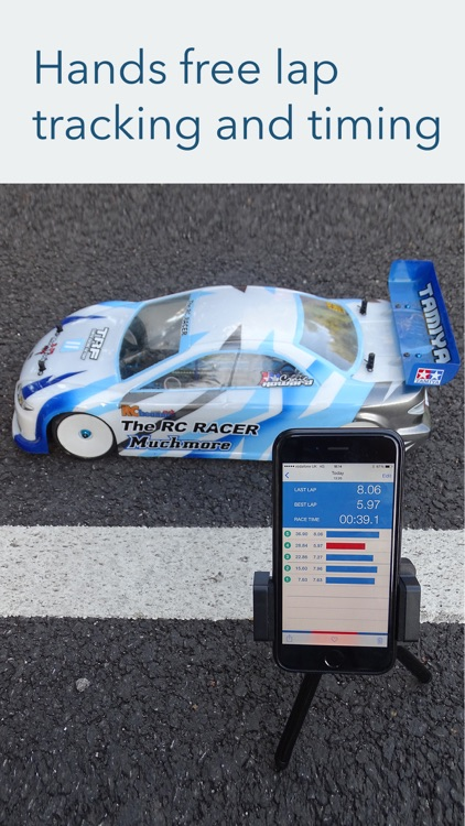 LapTracker - Auto Timer