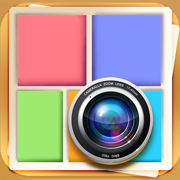 Photo Frame Editor – Perfect Picture Grid Maker on the App Store