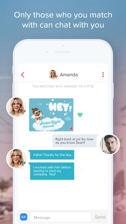 Tinder app image