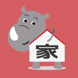 住宅展示場ガイド家サイトアプリ