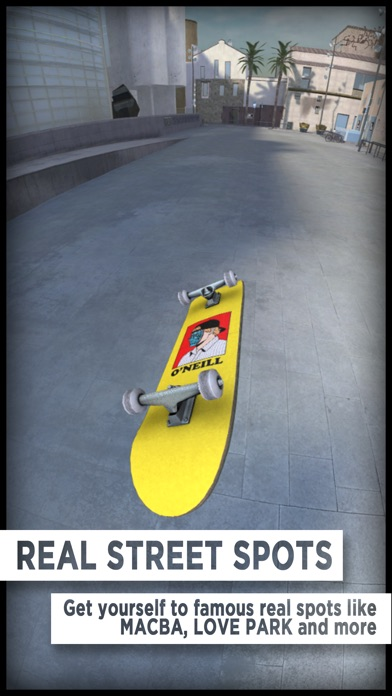 Screenshot for True Skate in Brazil App Store