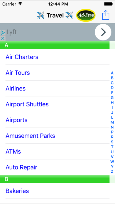 Vacation Trip Smart Traveler Planner Guide review screenshots
