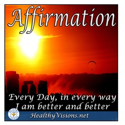 Affirmation for iPad