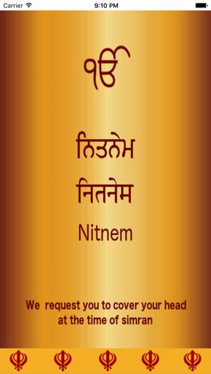 Nitnem Pdf In Punjabi