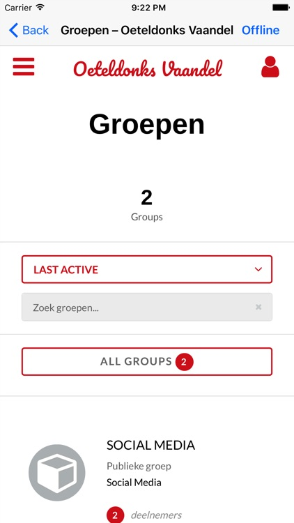 Oeteldonks Vaandel App screenshot-3