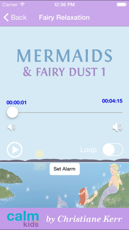 Mermaids & Fairy Dust 1 by Christiane Kerr