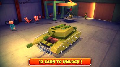 Zombie Safari screenshot 5