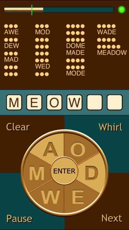 Whirly Word