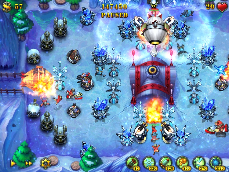 Fieldrunners for iPad screenshot-4