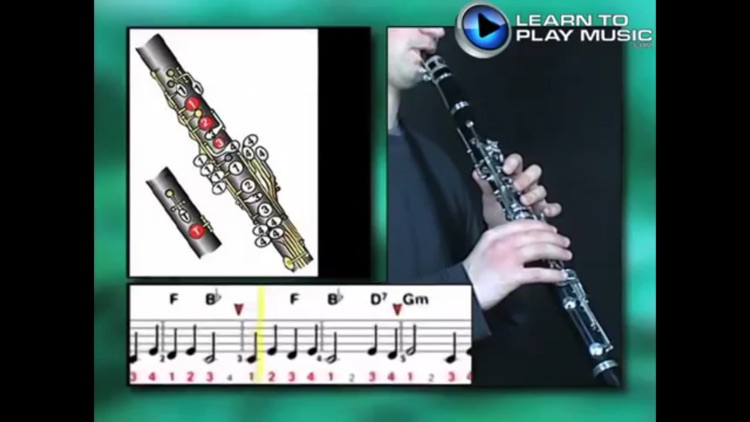 Clarinet Master Class screenshot-4