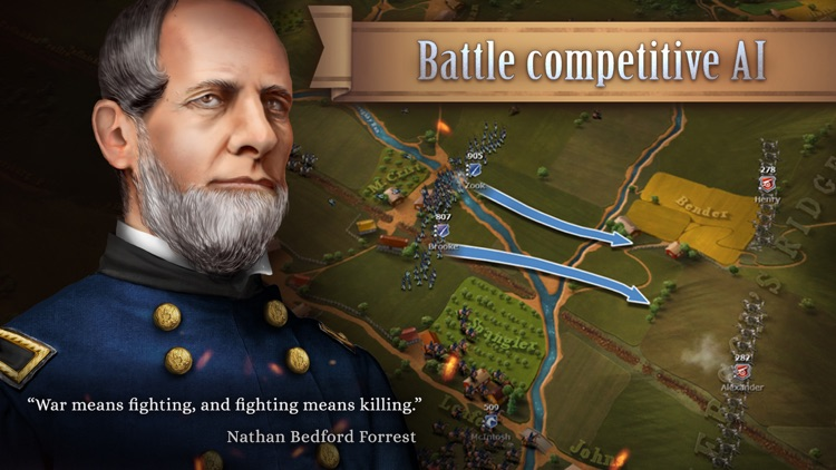 Ultimate General™: Gettysburg screenshot-1