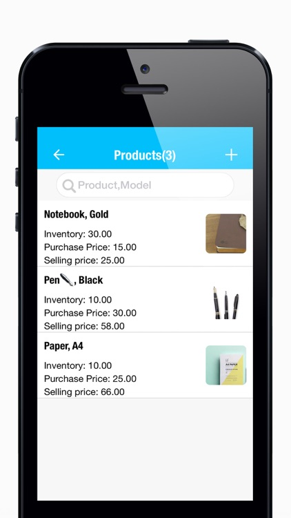 Retail Inventory Manager-Inventory tracking,Orders screenshot-4