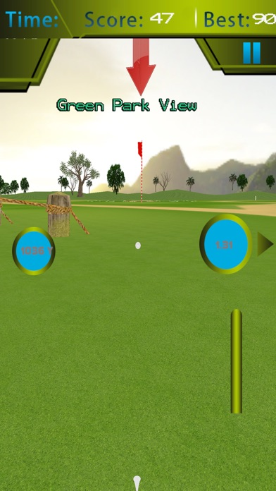 Real Golf Star Championship 2017 screenshot four