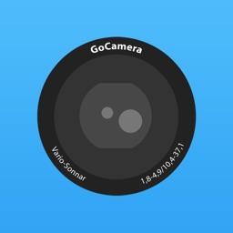 GoCamera - Sony PlayMemories Camera & Photo Editor