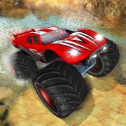 超级怪物卡车赛车:破坏特技游戏