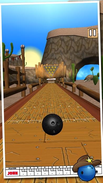 Bowling Western screenshot four