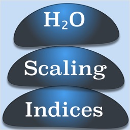 H₂O Scaling Indices
