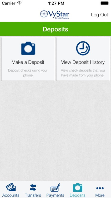 VyStar Mobile Banking for iPhone screenshot-4