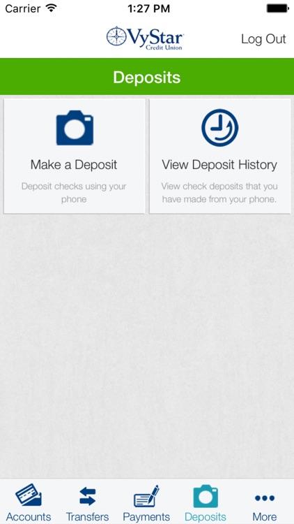 VyStar Mobile Banking screenshot-4