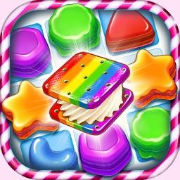 美味甜点对对碰2 - 经典益智消除游戏