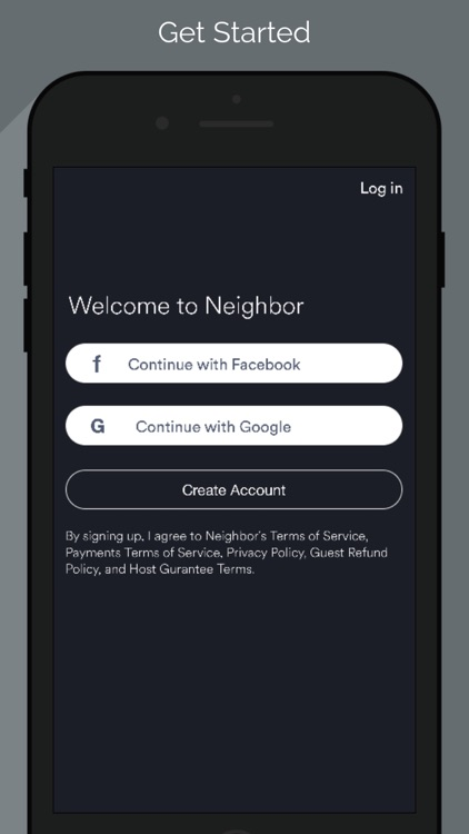 Neighbor -Share and discover in your neighborhood.