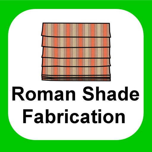Roman Shade Fabrication Pro