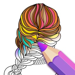 ColorFil :Coloring Book for adult