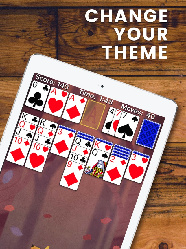 Solitaire on the app store reheart Image collections