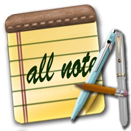 All Note Pro - Notepad Memo with Password