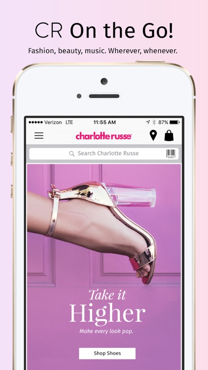 Charlotte Russe screenshot-0