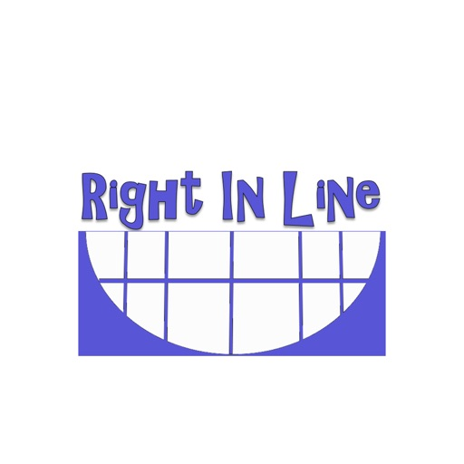 Right In Line - Easy Tracking