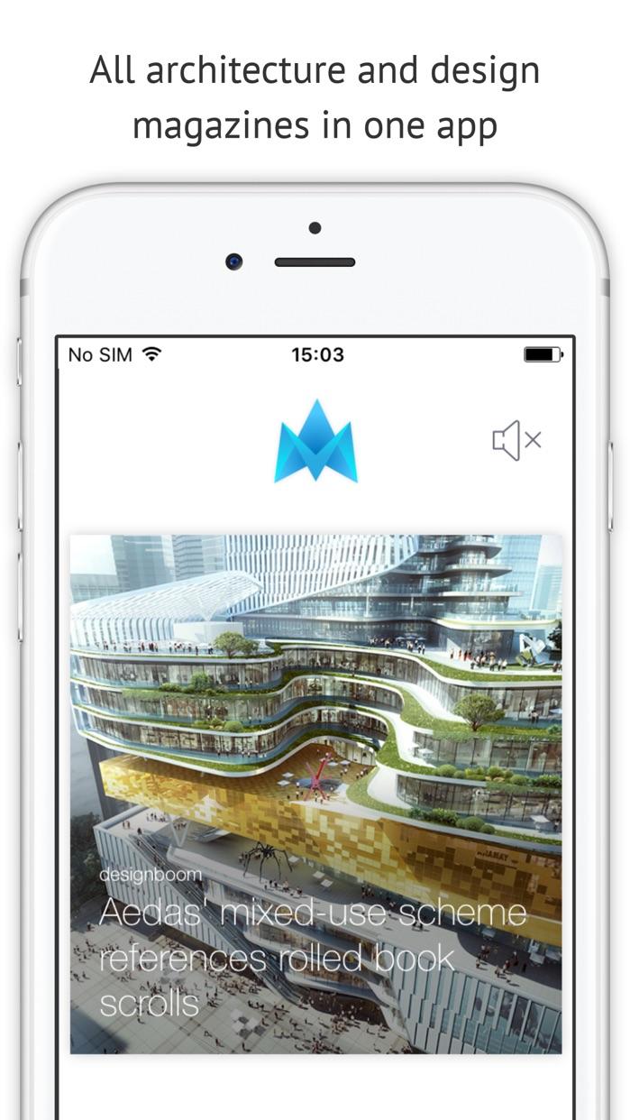 Architecture & Design Screenshot