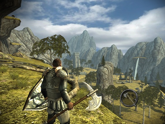 Screenshot #2 for Ravensword: Shadowlands