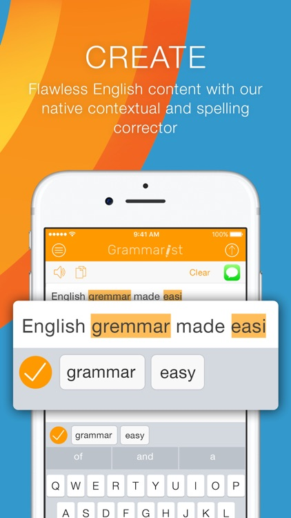 Grammarist - Easy Grammar and Spell Check