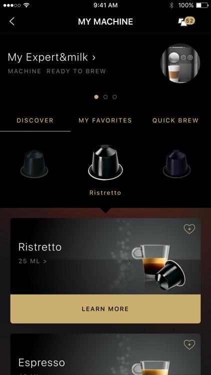 Nespresso screenshot-4