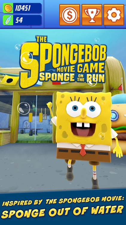 SpongeBob: Sponge on the Run screenshot-0