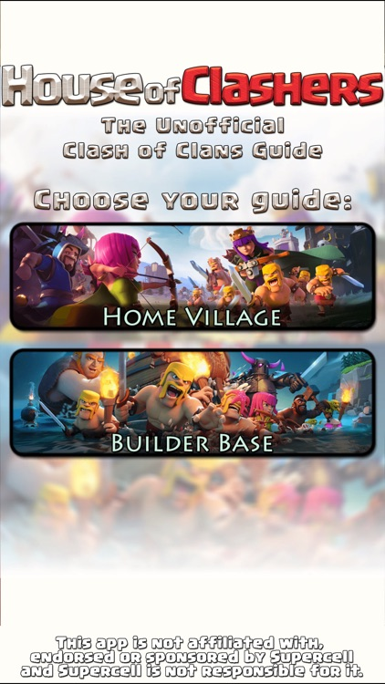 Guide for Clash of Clans CoC - House of Clashers screenshot-4