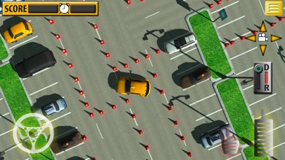 Car Supermarket Parking & Driving Test screenshot four